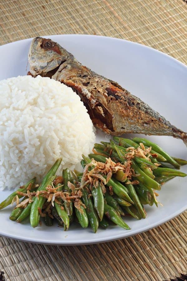 еда oriental стоковое изображение rf