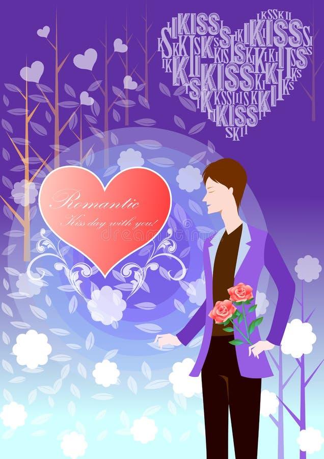 Ее сердце бесплатная иллюстрация