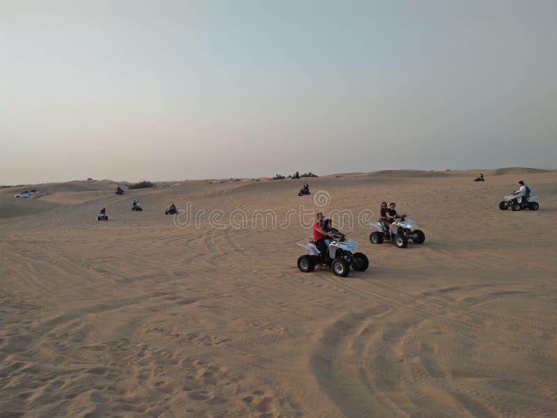 Езда багги дюны стоковые фотографии rf