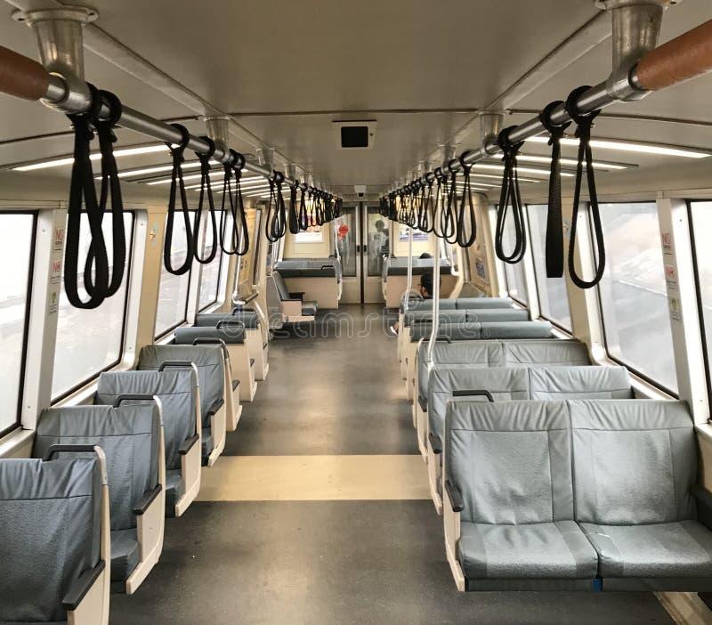 Езда поезда стоковые фото