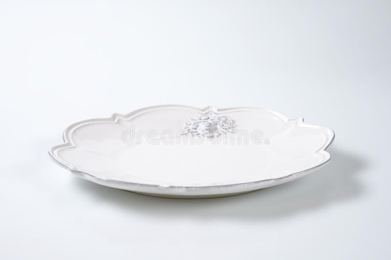 декоративная плита стоковая фотография rf