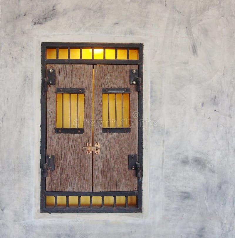 декоративное окно стоковое фото