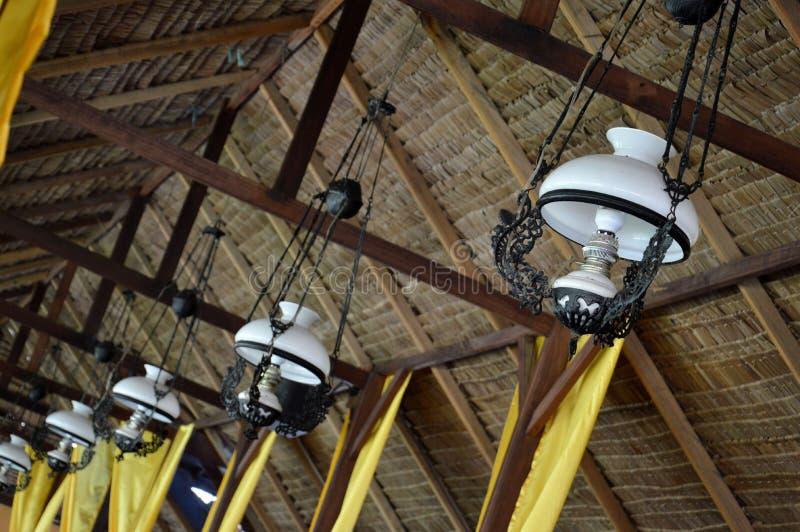 декоративное освещение стоковая фотография