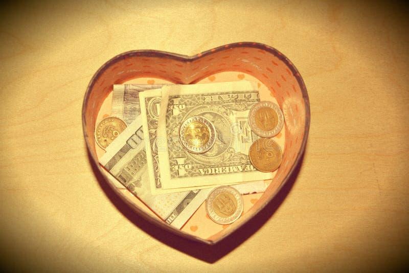 деньги сохраняют стоковое фото rf
