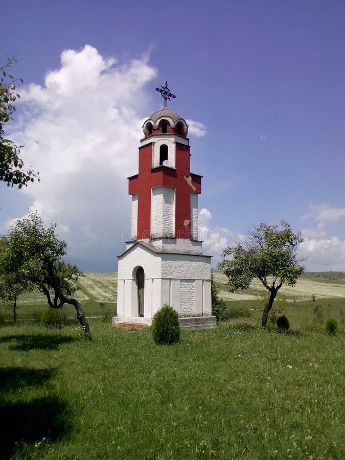 день лета церков македонии солнечный стоковые фото