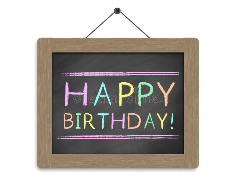 день рождения счастливый стоковое изображение rf