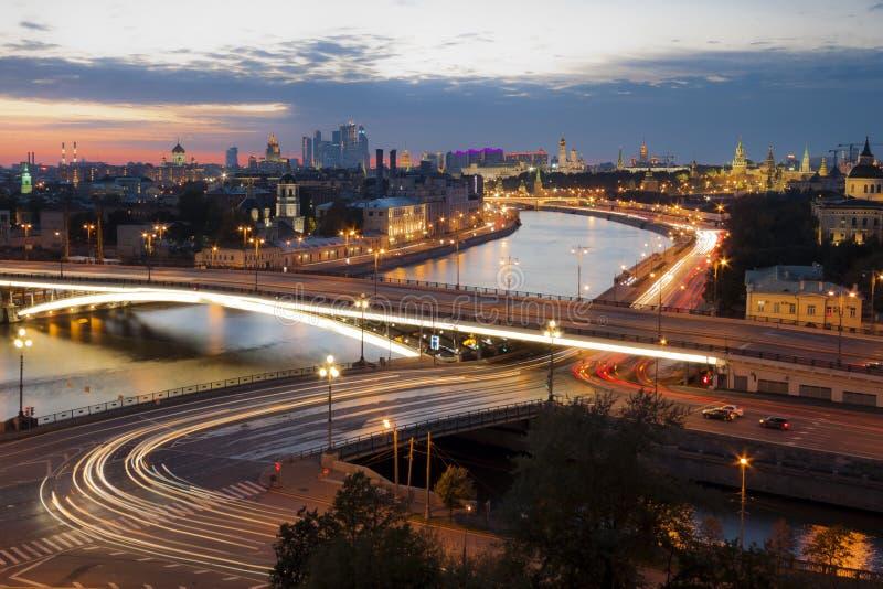 день kremlin moscow города напольный стоковое изображение