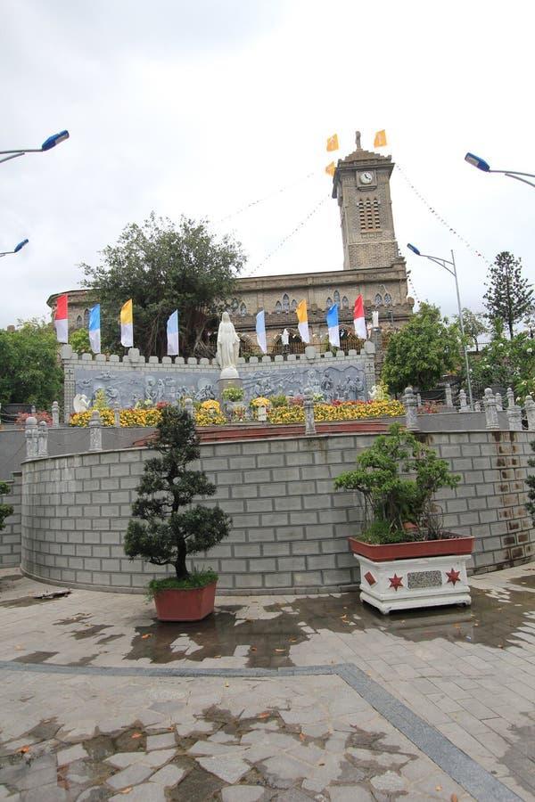 Епархия Nha Trang римско-католическая стоковое фото rf