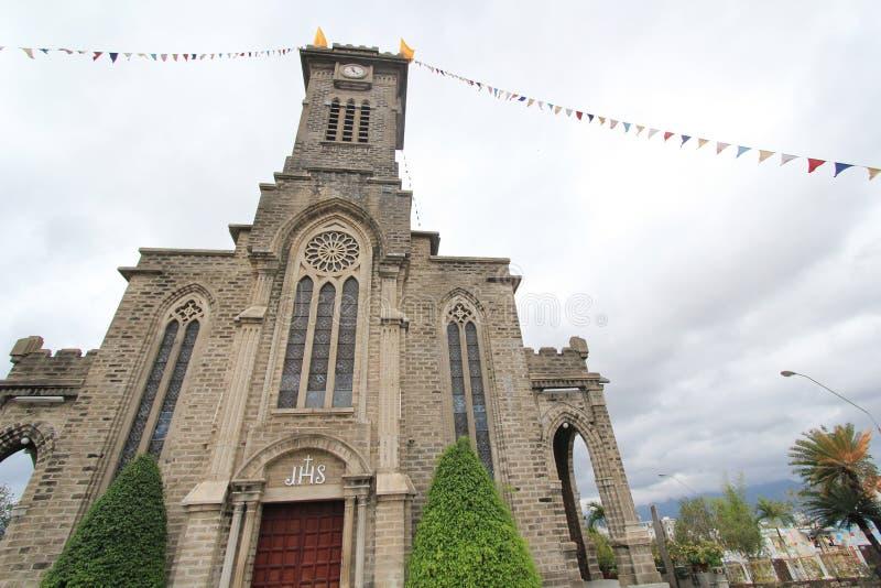 Епархия Nha Trang римско-католическая стоковые изображения