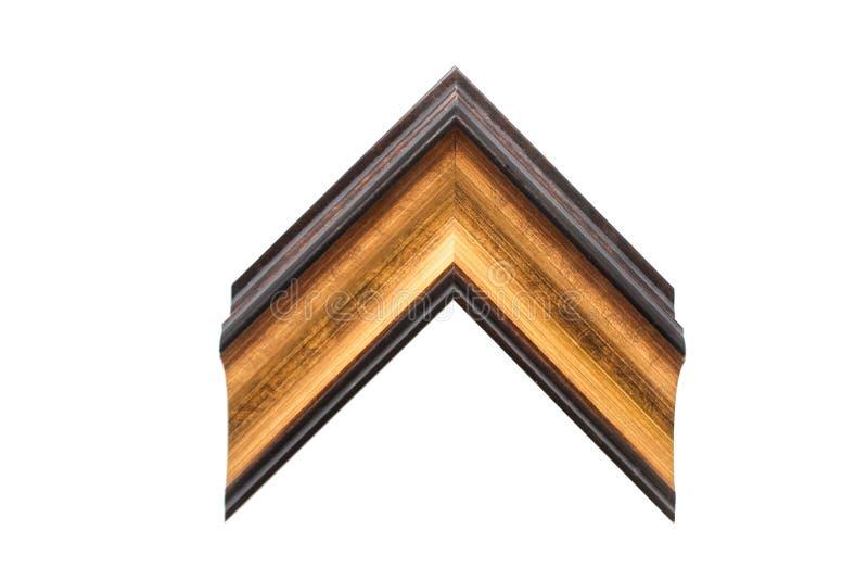 деревянная рамка или багет стоковые фото
