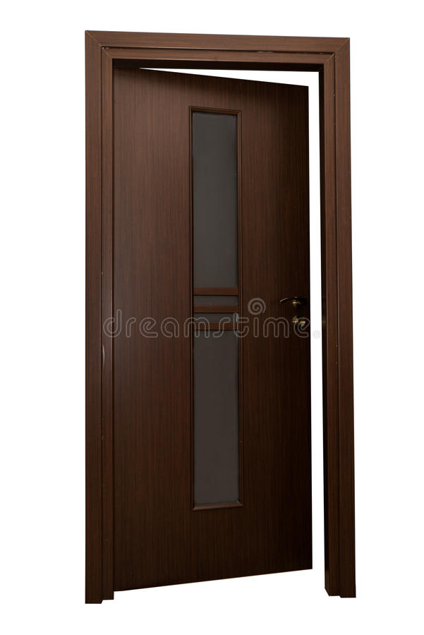 деревянное двери нутряное стоковое фото rf