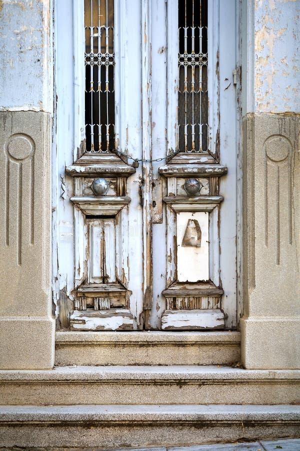 деревянное двери старое стоковое фото rf