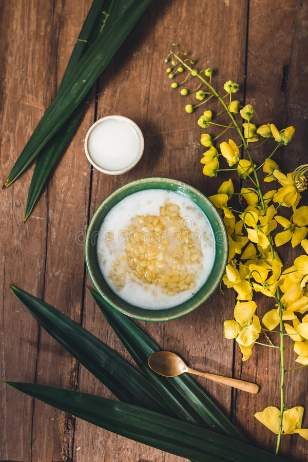 десерт Таиланд стоковое фото rf