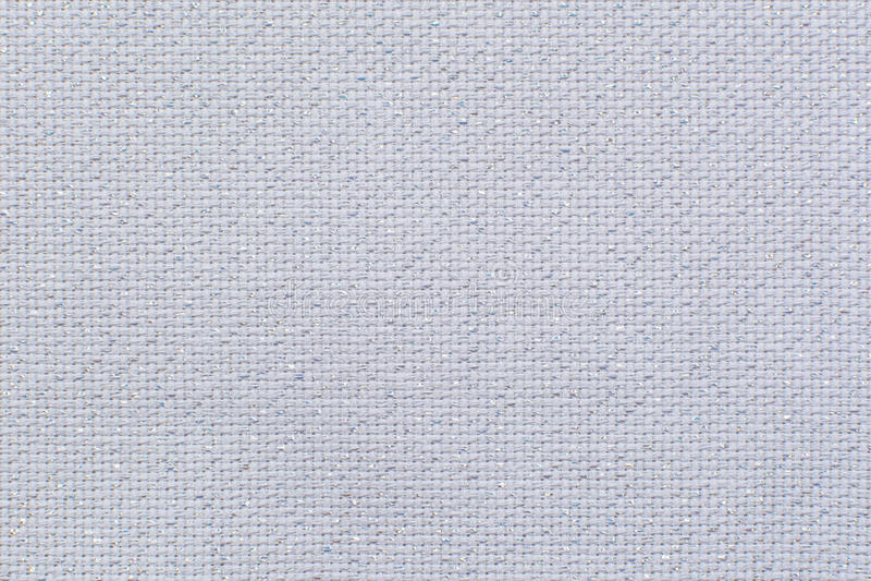 Естественная белая linen ткань с светя sparkles стоковые изображения