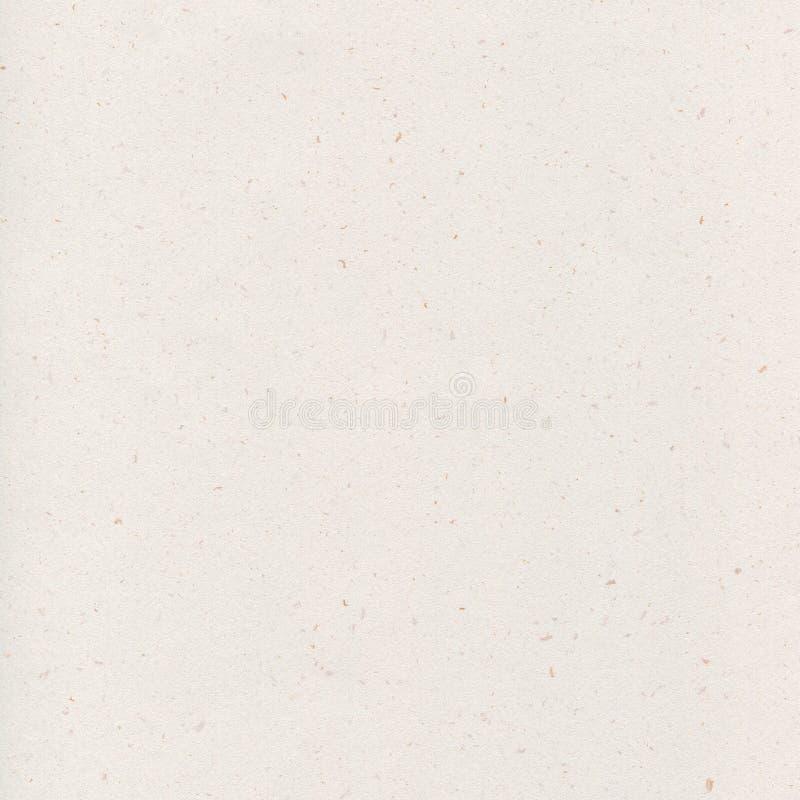 Естественная декоративная рециркулированная текстура бумаги письма искусства, светлая грубая текстурированная запятнанная пустая  стоковые изображения rf