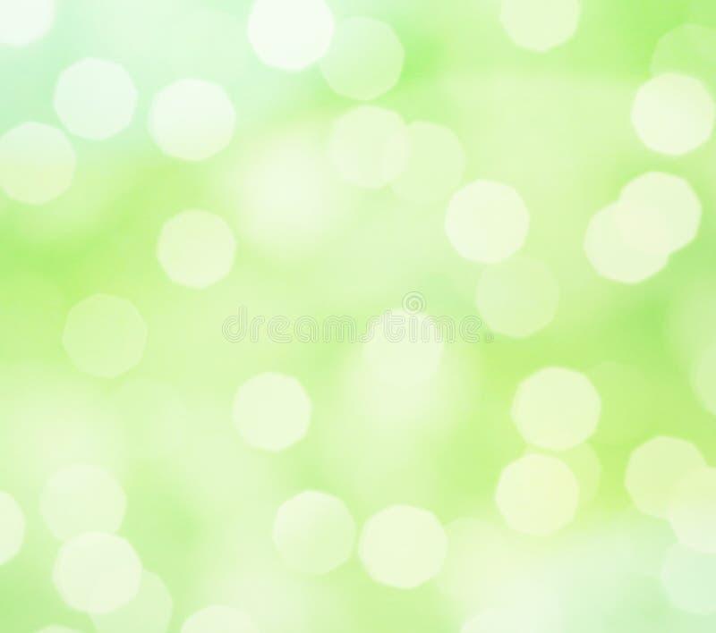 Естественная зеленая предпосылка стоковые изображения rf