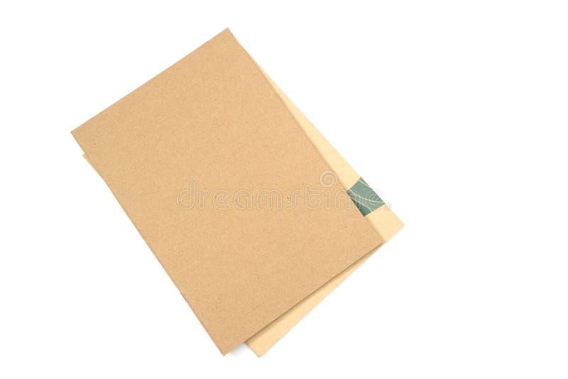 естественная излишек изолированная тетрадь стоковое фото