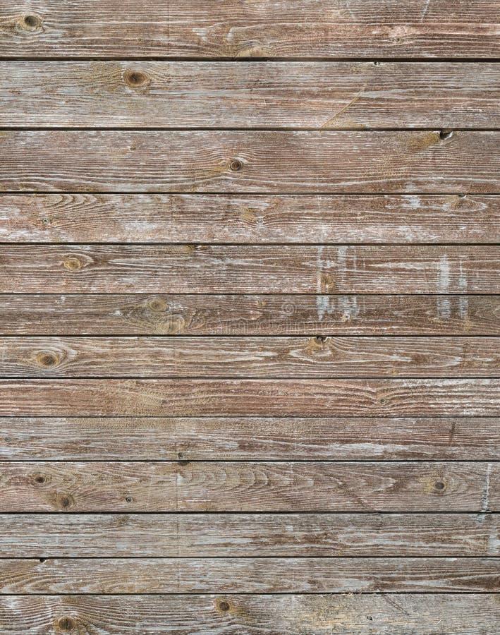 Естественная коричневая стена древесины амбара Картина предпосылки текстуры стены стоковые изображения