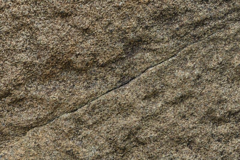 Естественная поверхность стороны утеса гранита с бороздой стоковое фото