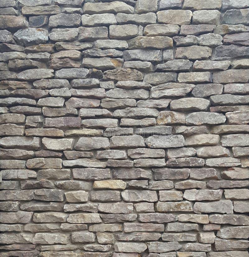 Естественная тонкая каменная облицовка стоковые изображения rf