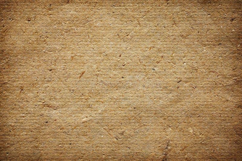 Естественная handmade бумага для текстуры или предпосылки стоковое фото rf
