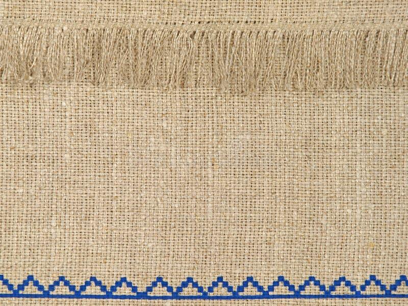 Download Естественная Linen картина текстуры с краем Стоковое Фото - изображение насчитывающей хлопок, естественно: 40582994