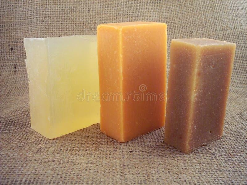 естественное мыло 5 стоковая фотография rf