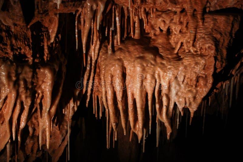 Естественное образование 4 Caverns моста стоковое фото
