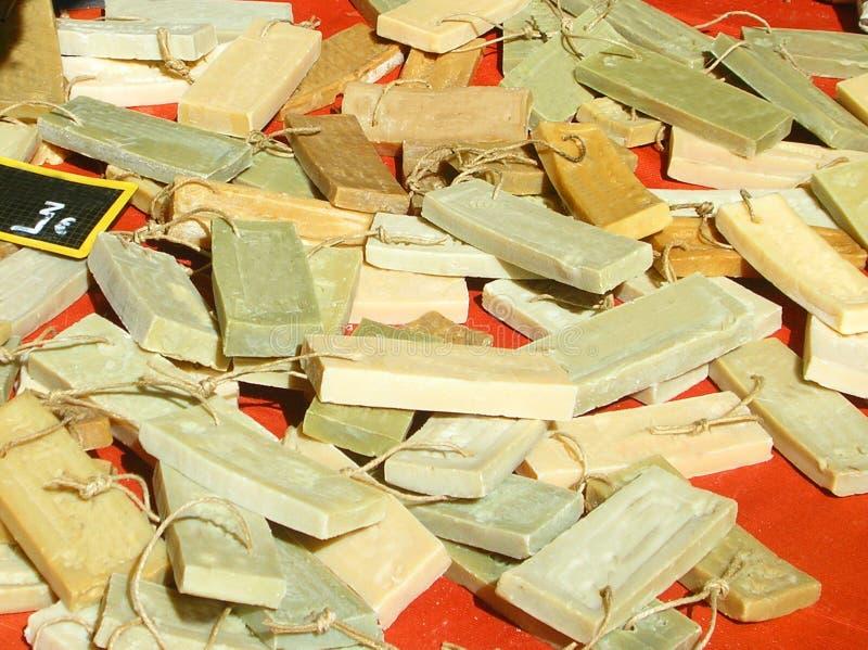 естественные мыла стоковое изображение rf