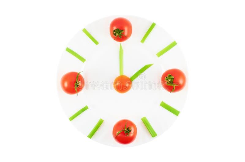 Естественные часы стоковые изображения