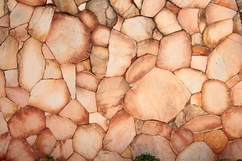Естественный декоративный камень для сада стоковая фотография