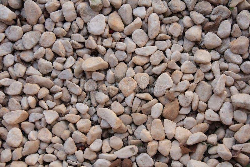 Естественный декоративный камень для сада стоковое изображение