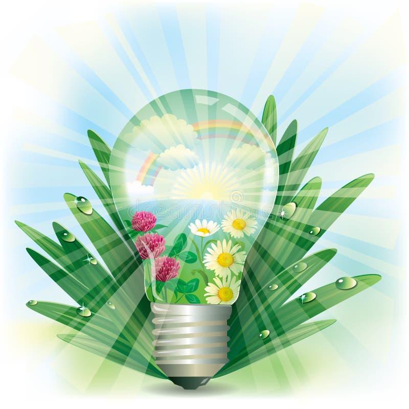 Естественный свет бесплатная иллюстрация