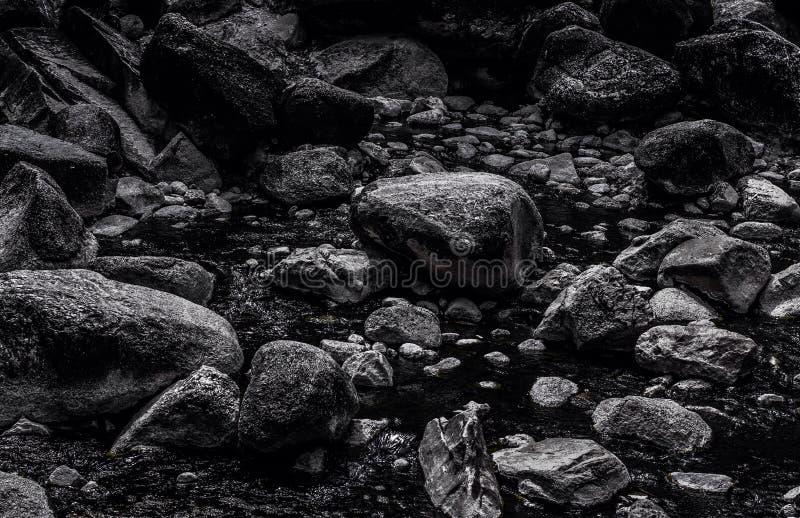 Естественный утес Дзэн камня предпосылки естественной предпосылки стоковые фотографии rf