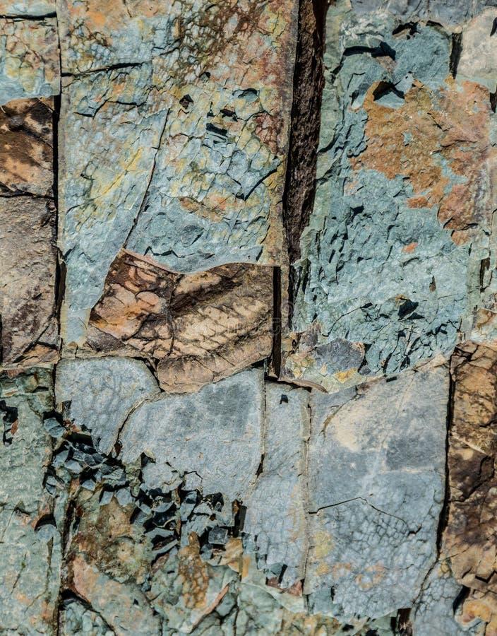 Естественный утес или каменная поверхностная текстура стоковое фото
