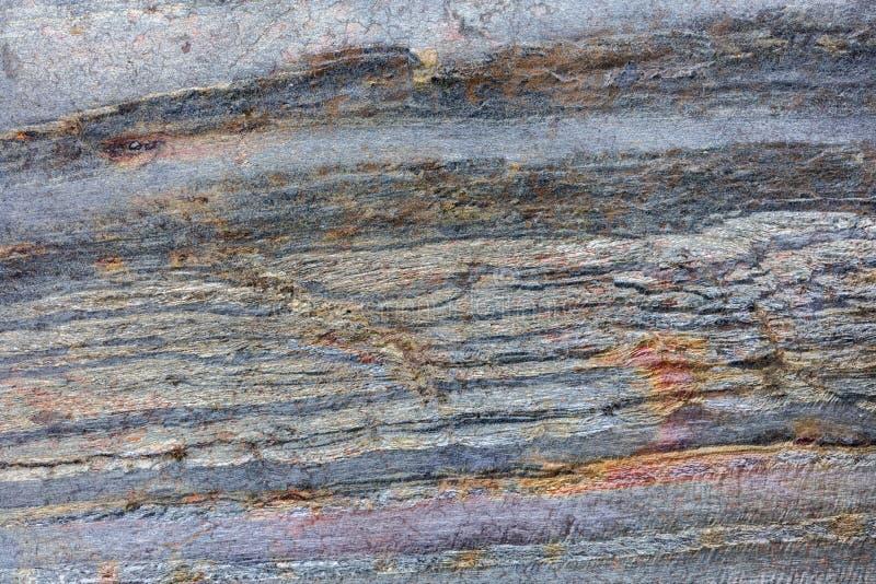 Естественный утес, каменная предпосылка детально стоковое изображение