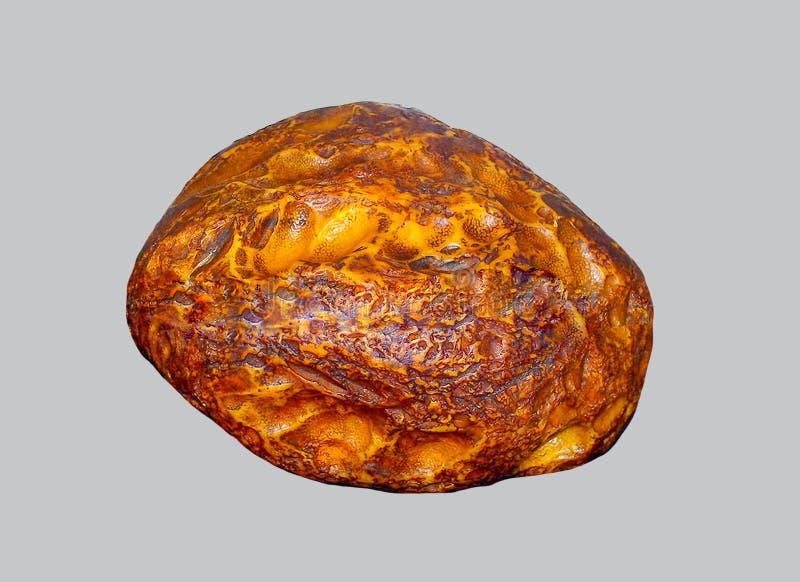 Естественный янтарный камень стоковое изображение rf