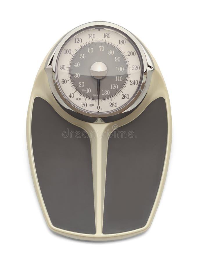 детализированный 3d вес маштаба перевода стоковое изображение