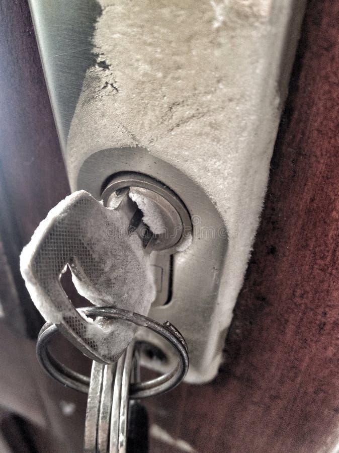 детали зимы стоковые фотографии rf