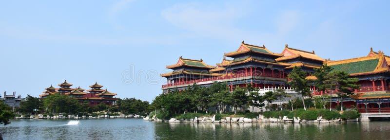 лето дворца сада Пекин стоковое изображение rf