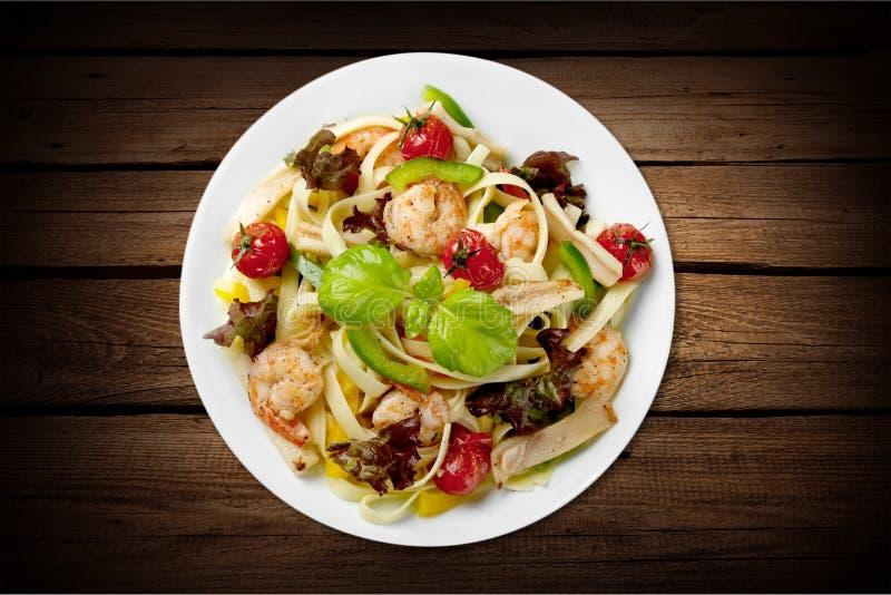 Еда макаронных изделий стоковое фото rf