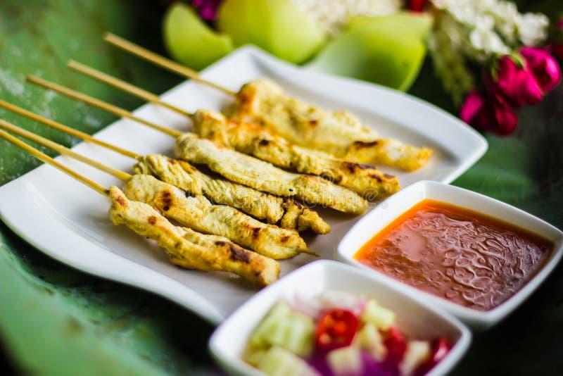 еда тайская стоковое фото