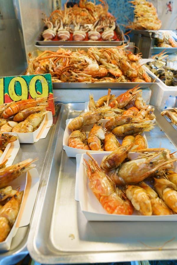 Еда улицы Тайваня стоковые фото