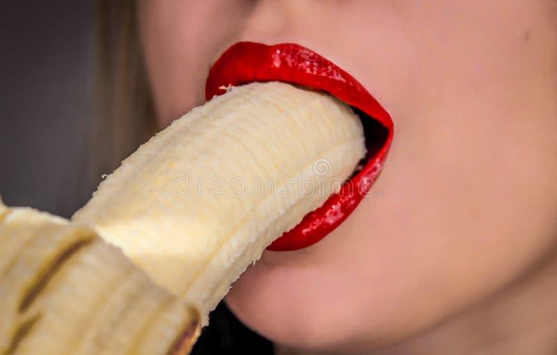 Еда bananana стоковые фото
