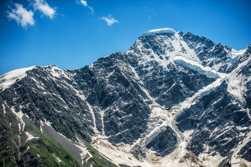 ледник стоковая фотография
