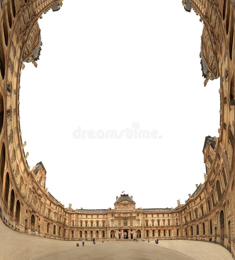 Жалюзи один из музеев ` s мира самых больших стоковые фото