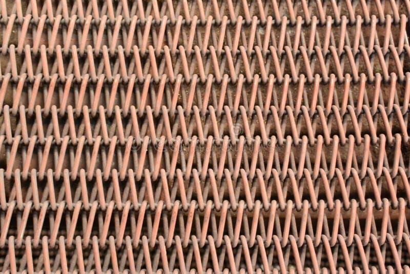 Железные цепи ржавчины стоковое фото