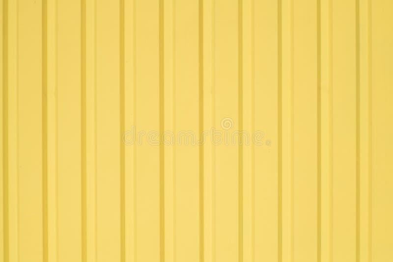 Желтая металлическая предпосылка для художественного произведения дизайна картины стоковые изображения
