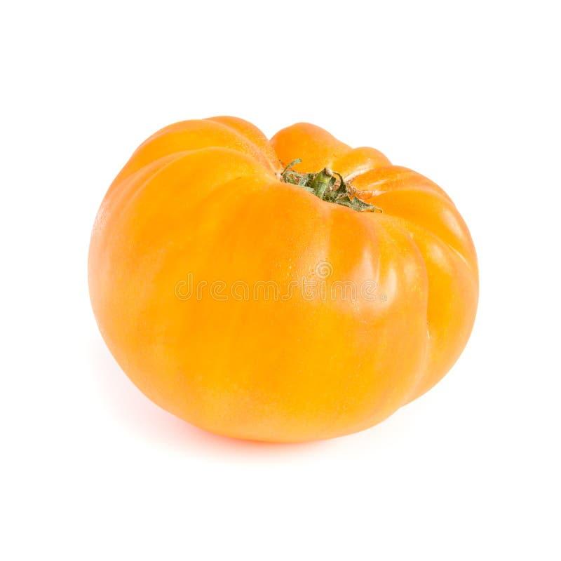 Желтое наследие Tomatoe стоковое изображение rf