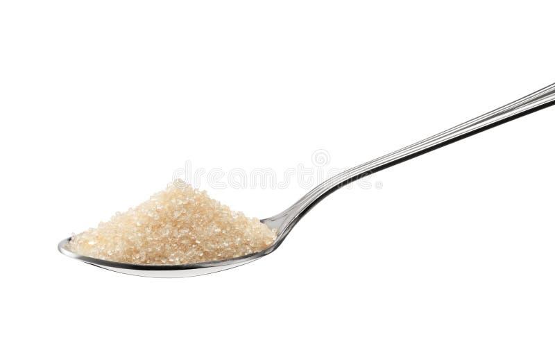 Желтый сахарный песок стоковая фотография